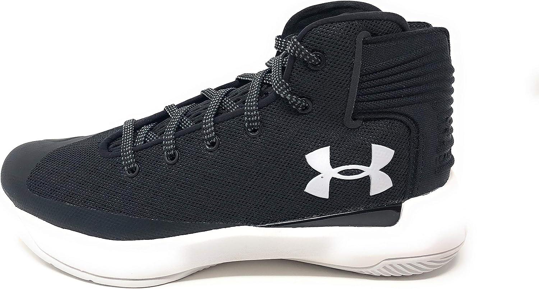 Under Armour Kids Curry 3Zero Sneaker
