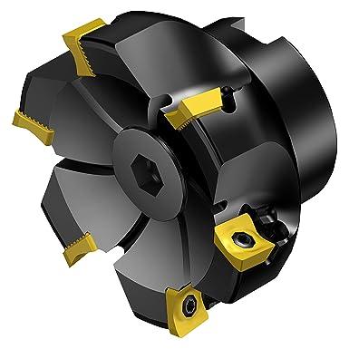 Sandvik Coromant R365-1505ZNE-PM 1130 Coro Mill 365 Insert for Milling AlTiCrN PVD Carbide Right Hand Cut 1130 Grade Pack of 10 Wiper Zertivo Technology