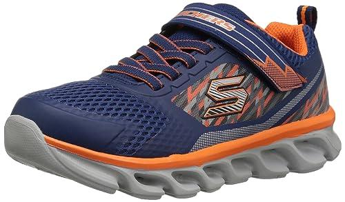 Skechers - Tremblers 90581l - Navy Orange, Tamaño:eur 34