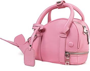 Pardao Cute Whale Shaped Handbag for Little Girls - Toy Purse Kids Gifts