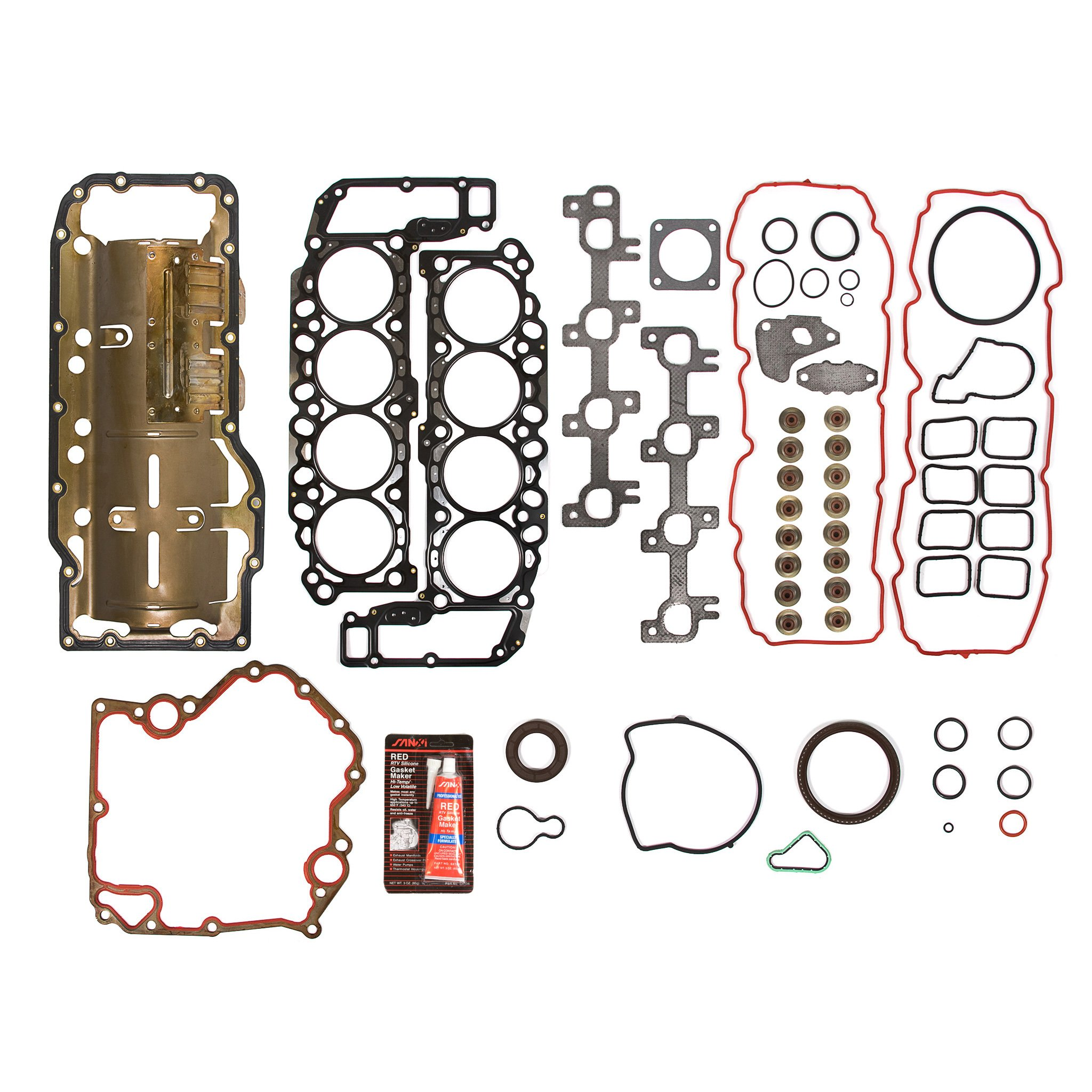 Evergreen 9-30400 Full Gasket Set by Evergreen