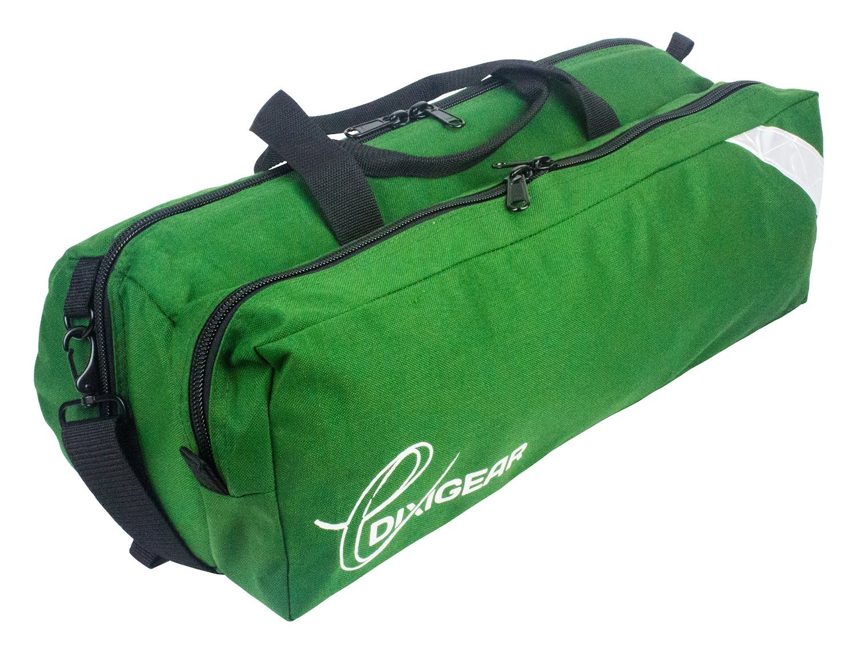 Dixie Ems Oxygen O2 Duffle Trauma Responder Bag with Pocket by Dixie Ems