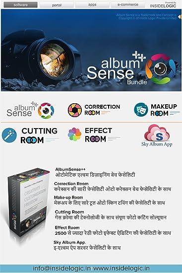 Inside Logic Album Sense ++ Bundle (MULTI USER)DVD): Amazon