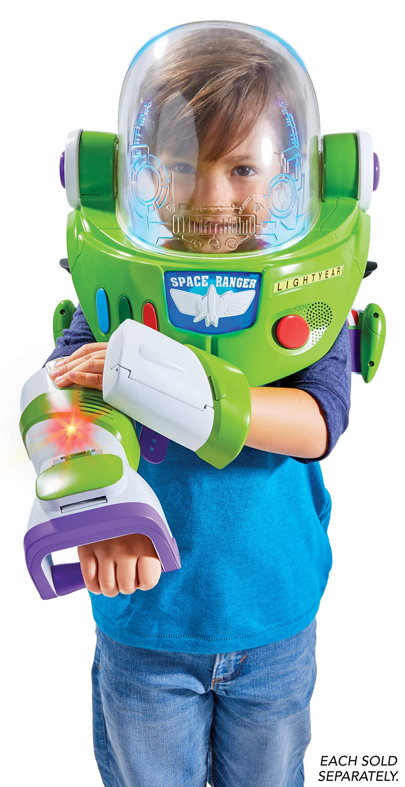 Toy Story Disney Pixar 4 Buzz Lightyear Space Ranger Armor with Jet Pack by Toy Story (Image #10)