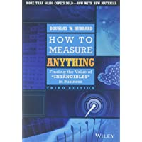 How to Measure Anything: Finding the Value of Intangibles in Business