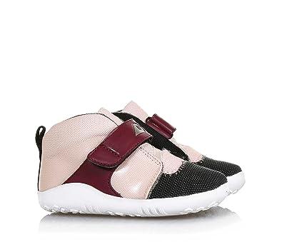 BOBUX - Multicoloured shoe made of mixed fabric, I-Walk model, Child, Girl,  Girls: Amazon.co.uk: Shoes & Bags