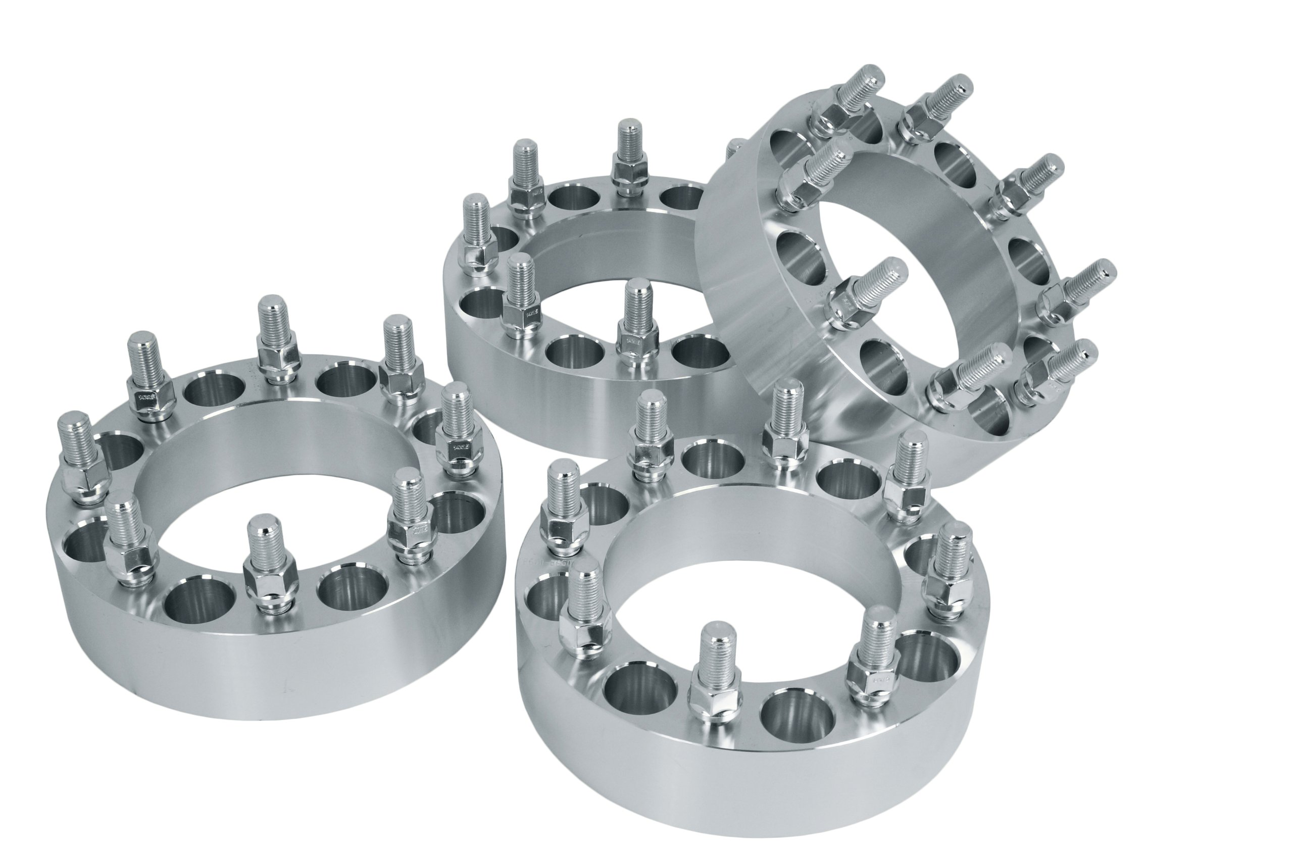 Venom Wheel Accessories VW-81703142-4 4 Pc Billet Forged Wheel Spacers Adapters