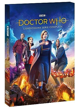 Doctor Who - Stagione 11 (5 Dvd) [Italia]: Amazon.es: Tosin Cole ...