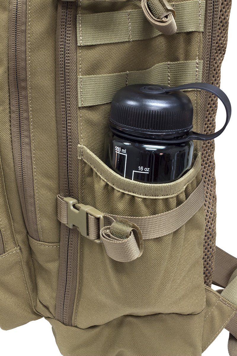 Elite Survival Systems Pulse - 24-hour Backpack Elite Survival Systems 7701-T Pulse - 24-hour Backpack Coyote Tan