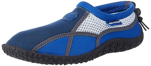AQUA-SPEED Aqua Zapatos - Zapatos De Agua Para La Playa - Mar - Lago - Zapatillas Ideal Como Protección Para Los Pies - #As17: Amazon.es: Deportes y aire ...