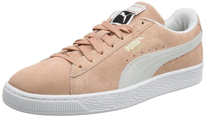 Puma Suede Classic Sneaker Damen Herren Unisex Beige (Muted Clay)