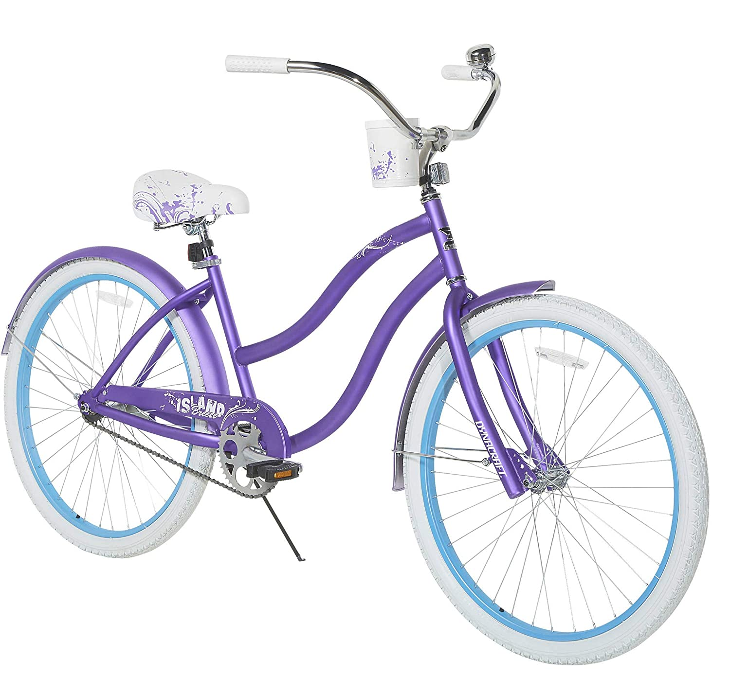 Amazon.com: Dynacraft - Bicicleta para mujer (26.0 in ...