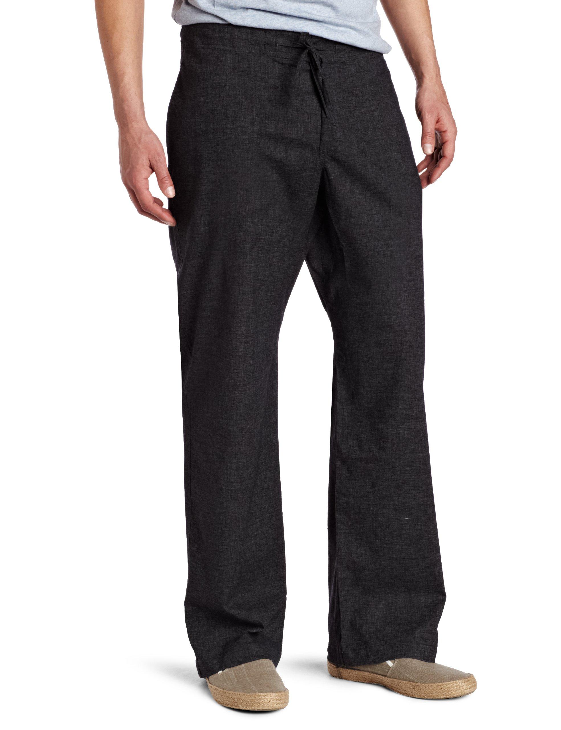 prAna Men's Sutra Pant (Black, X-Small)