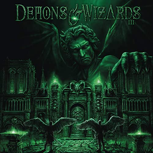 Demons & Wizards - III (Limited Edition Artbook)