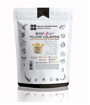 Calamine amarilla(Yellow Calamine) (especialista en cicatrices de Heilen BIopharm) óxido de