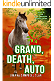 Grand, Death, Auto: Book #14 in the Kiki Lowenstein Mystery Series (Can be read as a stand-alone book.) (Kiki Lowenstein…
