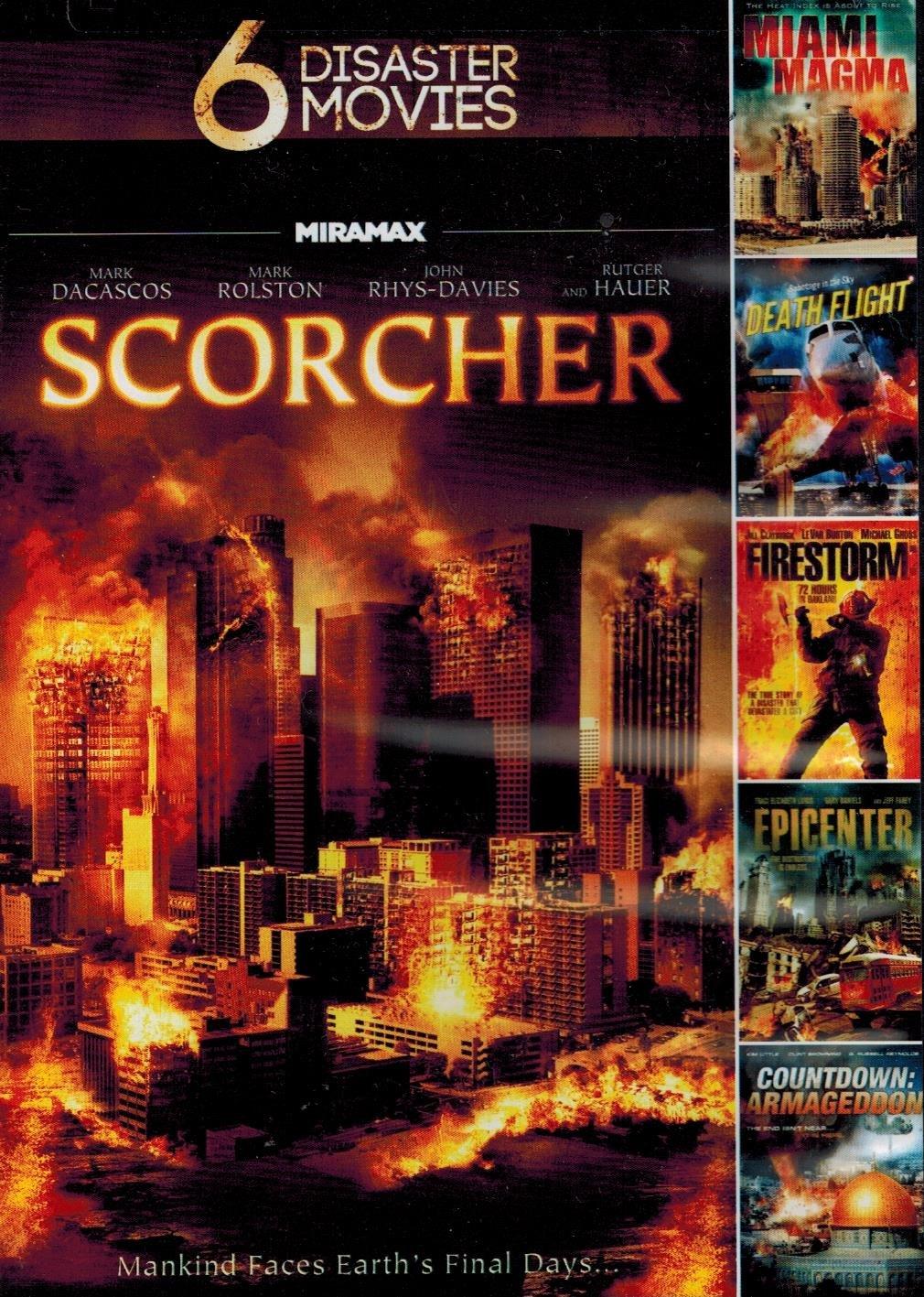 6-Movie Disaster 2 [Import]: Amazon ca: DVD