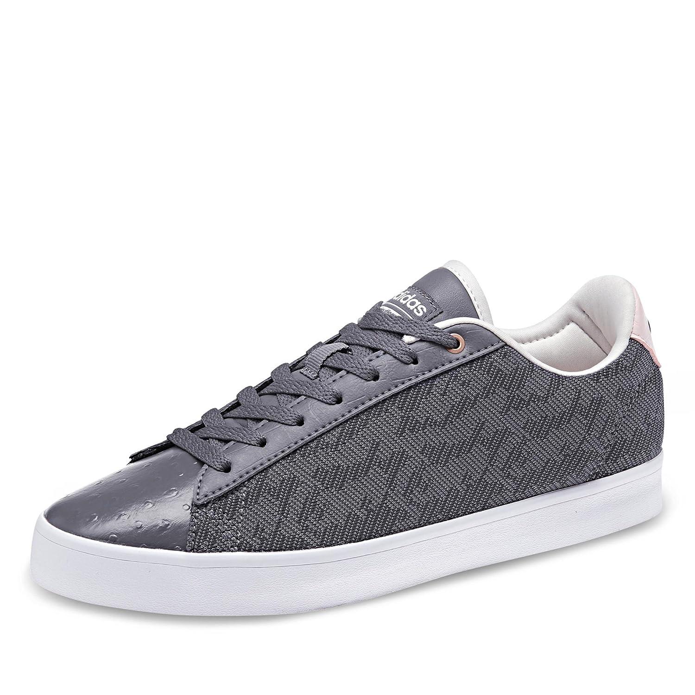 adidas Damen CF Daily QT CL W Fitnessschuhe, Weiszlig;  40 EU|Grau (Gricua / Gricua / Neguti)