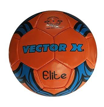 Vector X Elite Team Football, Size 5   Orange Football Balls