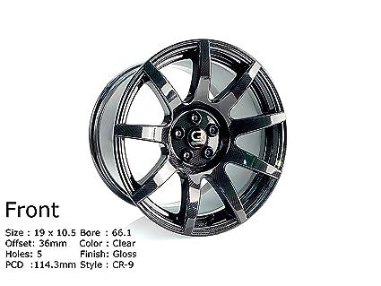 Carbon Fiber Wheels >> Amazon Com Carbon Revolution Carbon Fiber Wheels For Nissan