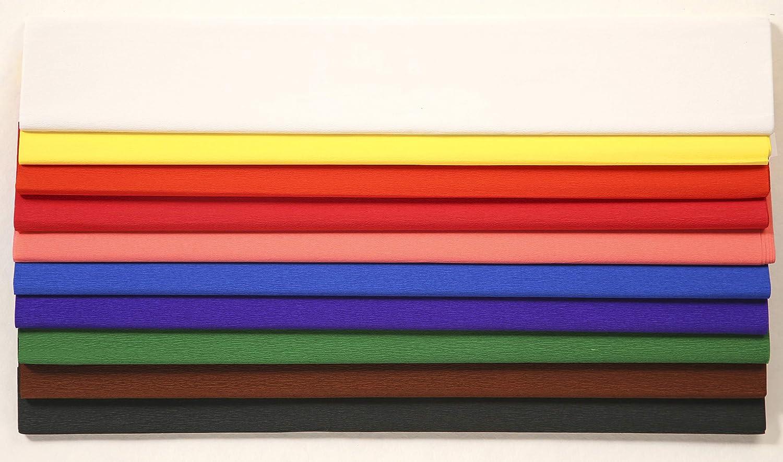 Assortito 50.2x10x5 cm Clairefontaine 901099C Carta Crespa