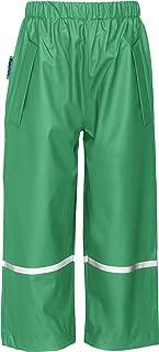 Playshoes Regenhose, Pantalones Impermeables para Niñas Pantalones Impermeables para Niñas Playshoes GmbH 405423-29