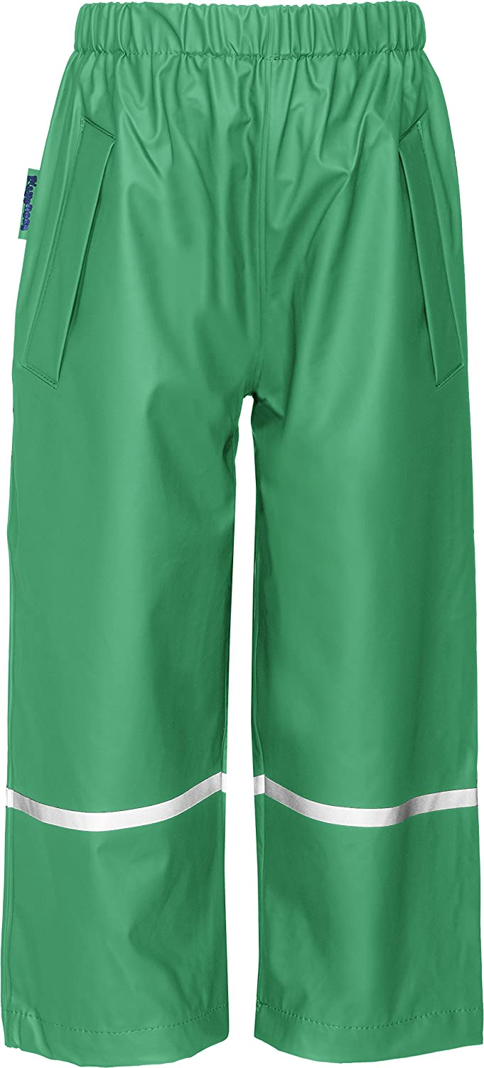 Playshoes Girl's Waterproof Rain Trousers 405423-29