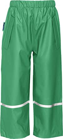 Playshoes Regenhose Pantalones Impermeable para Niñas