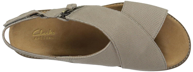 Calm Women's Corsio Sandal Flat Clarks OPuikZX