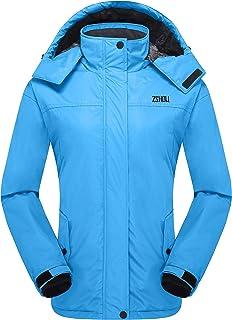 HSW Women Jacket Winter Girl Coat Outdoor Sport Dress Ski Jacket HSW0012