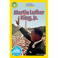 National Geographic Kids Readers: Martin Luther King, Jr. (Readers Bios)