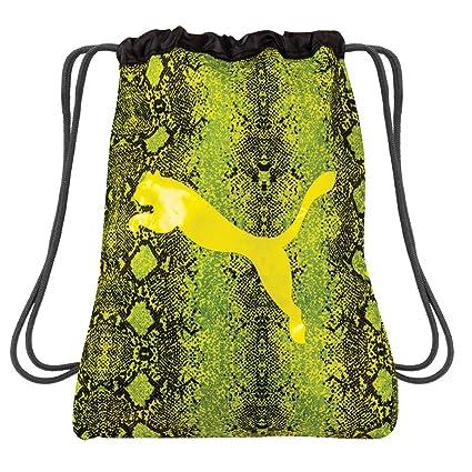Amazon.com  Puma Neon Jungle Carry Sack Green  Sports   Outdoors 1325ba89a20be