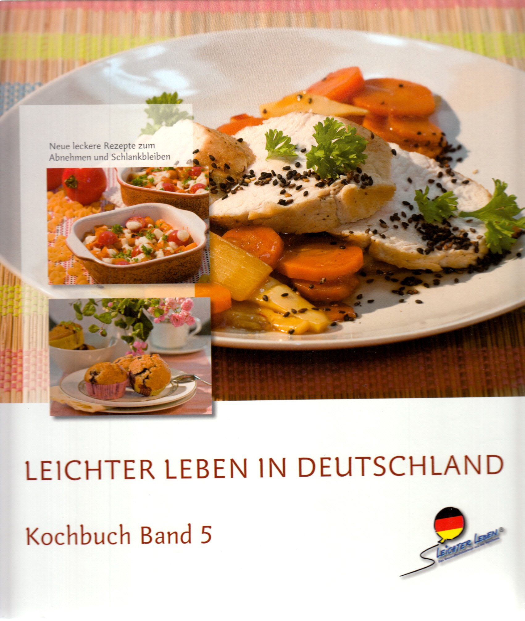 Leichter Leben In Deutschland Kochbuch Band 5 Amazonde Gerlach