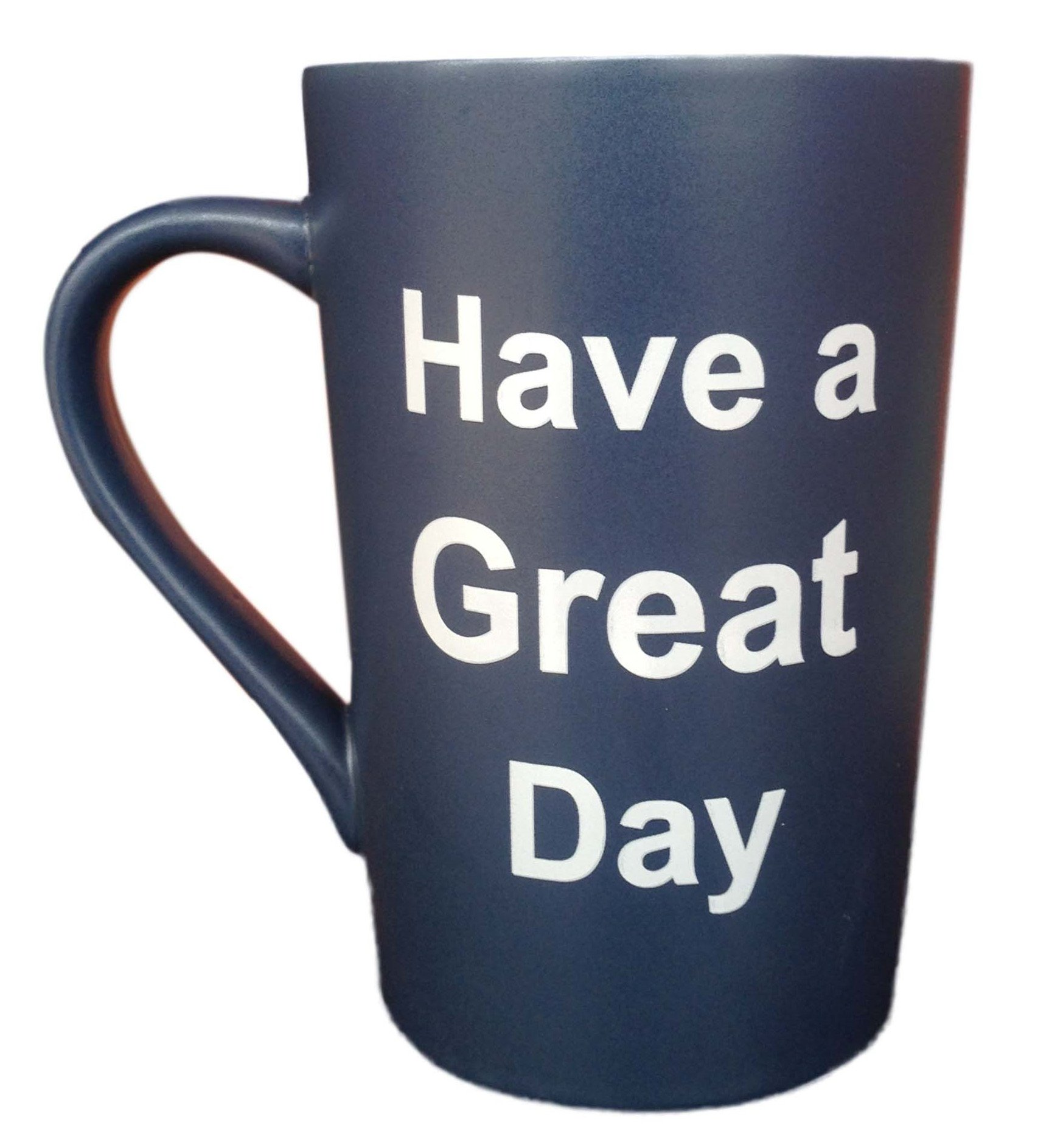 MAUAG Funny Christmas Gifts - Ceramic Coffee Mug Have a Great Day ...