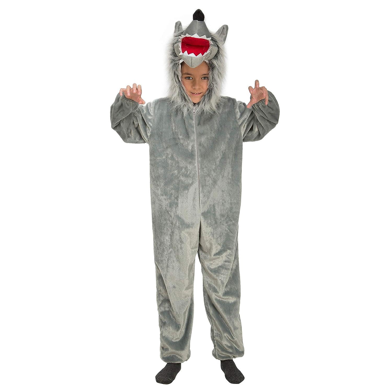 My Other Me Me-204914 Disfraz de lobo, 10-12 años (Viving Costumes ...