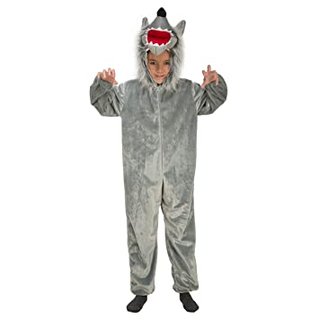 My Other Me Me-204911 Disfraz de lobo, 3-4 años (Viving Costumes ...