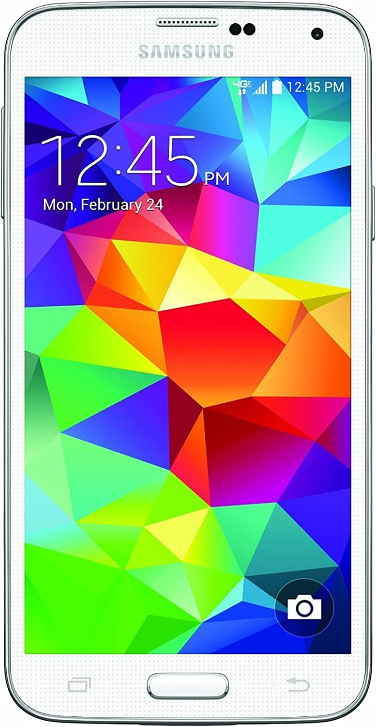 Samsung Galaxy S5 G900v 16GB Verizon Wireless CDMA Smartphone - Shimmery White
