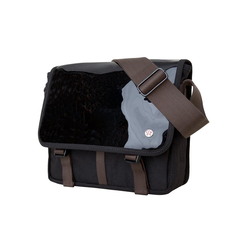 Token Bags Metropolitan Enamel DJ Bag 175ffafe41fbf