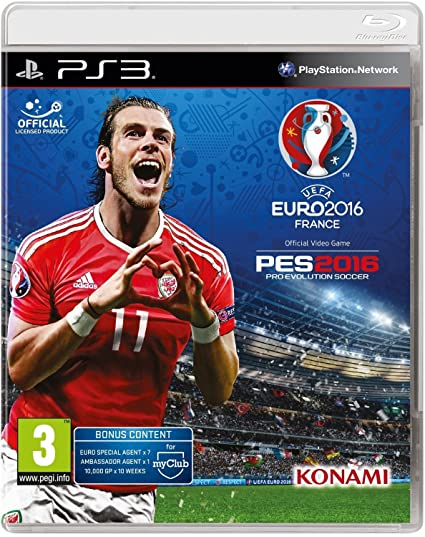 c73a5bf8a0 Buy UEFA Euro 2016 Pro Evolution Soccer (PS3) Online at Low Prices in India