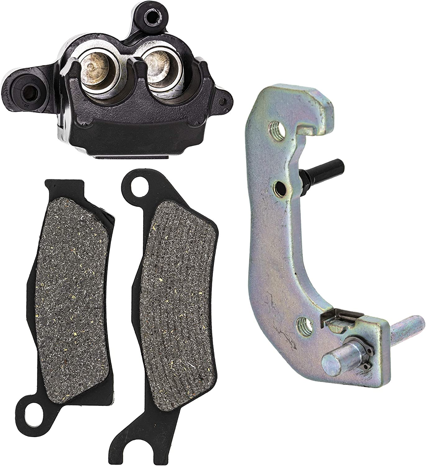 NICHE Front Right Hand Brake Caliper Kit For 2012-2019 Can-Am Outlander 800 650 850 1000 800R Outlander L 500 450