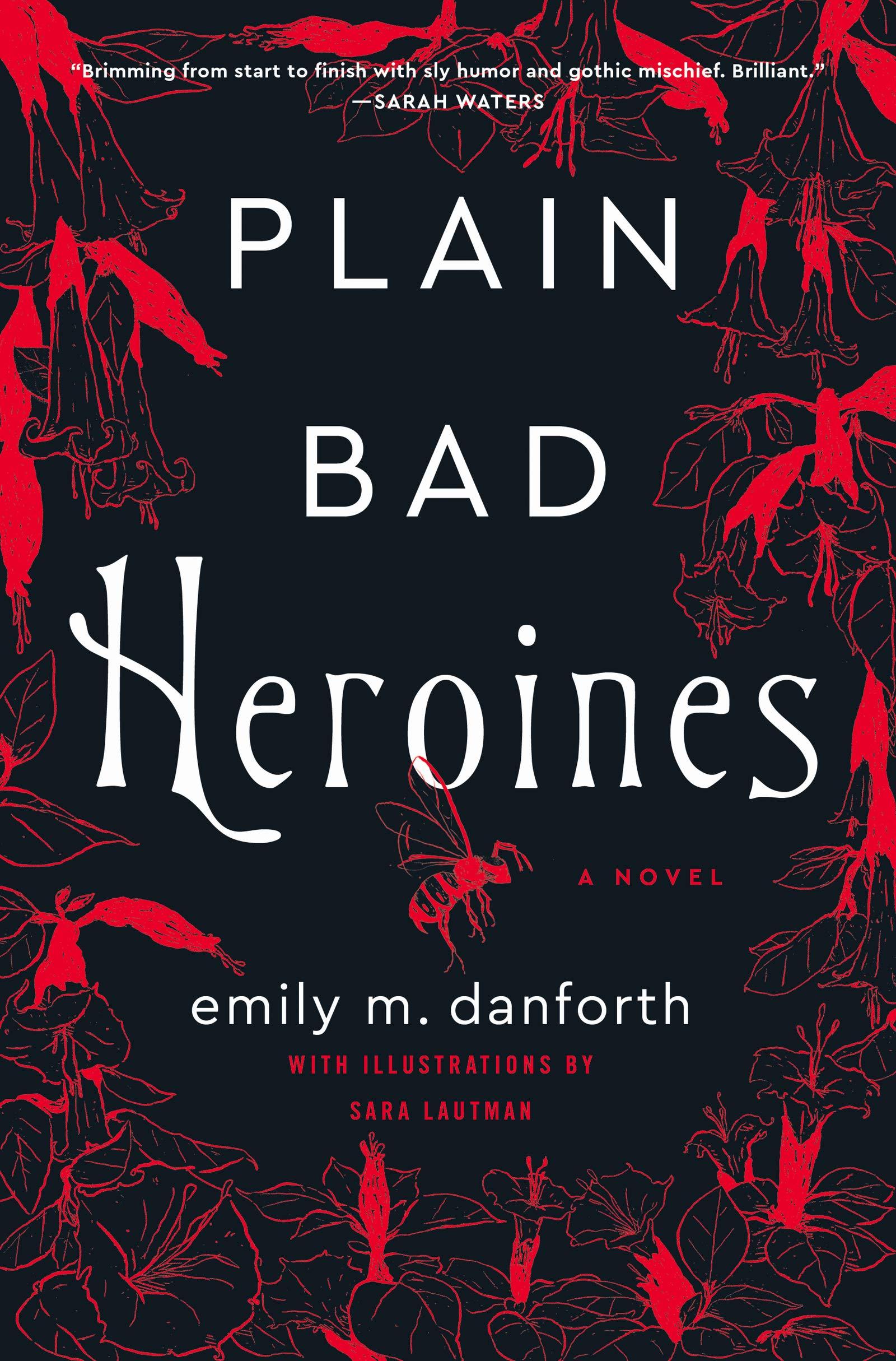 Amazon.com: Plain Bad Heroines: A Novel: 9780062942852: Danforth, Emily M.,  Lautman, Sara: Books