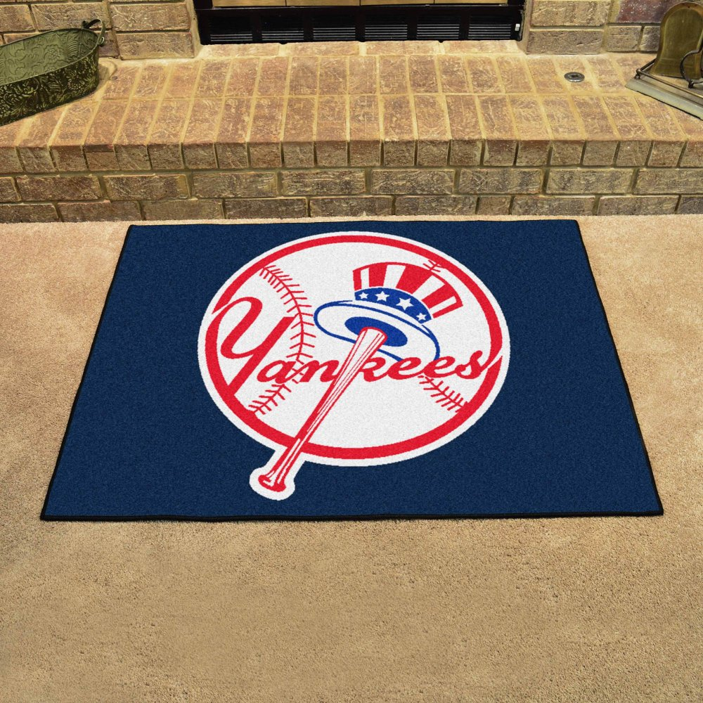 Fan Mats New York Yankees Utility Mat All Star Mat/33.75''x42.5'' by Fanmats (Image #1)