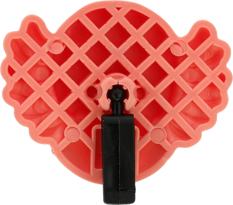 THUN ® Diffusore di Fragranza Naturale per Auto Essenza Frutti Rossi con Pinzetta Plastica 4,7 cm