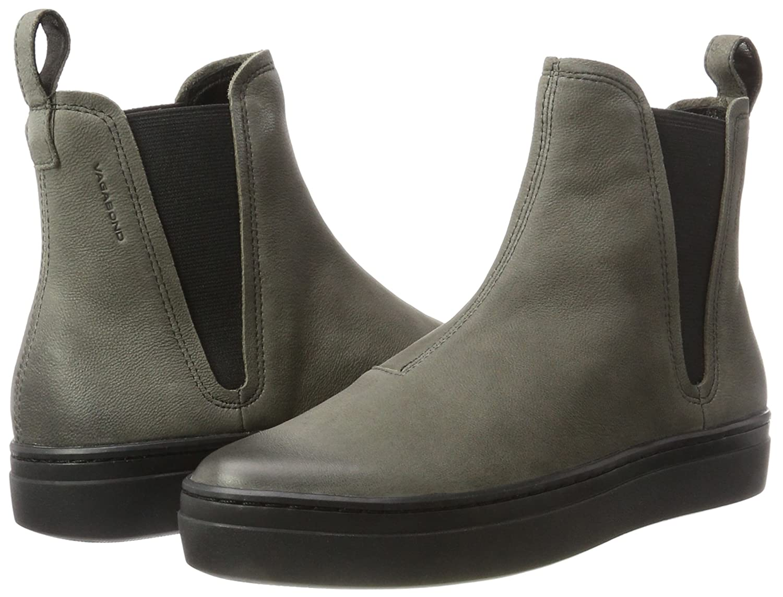 Vagabond Damen Camille Chelsea Stiefel Grau) Grau (Dark Grau) Stiefel 282509