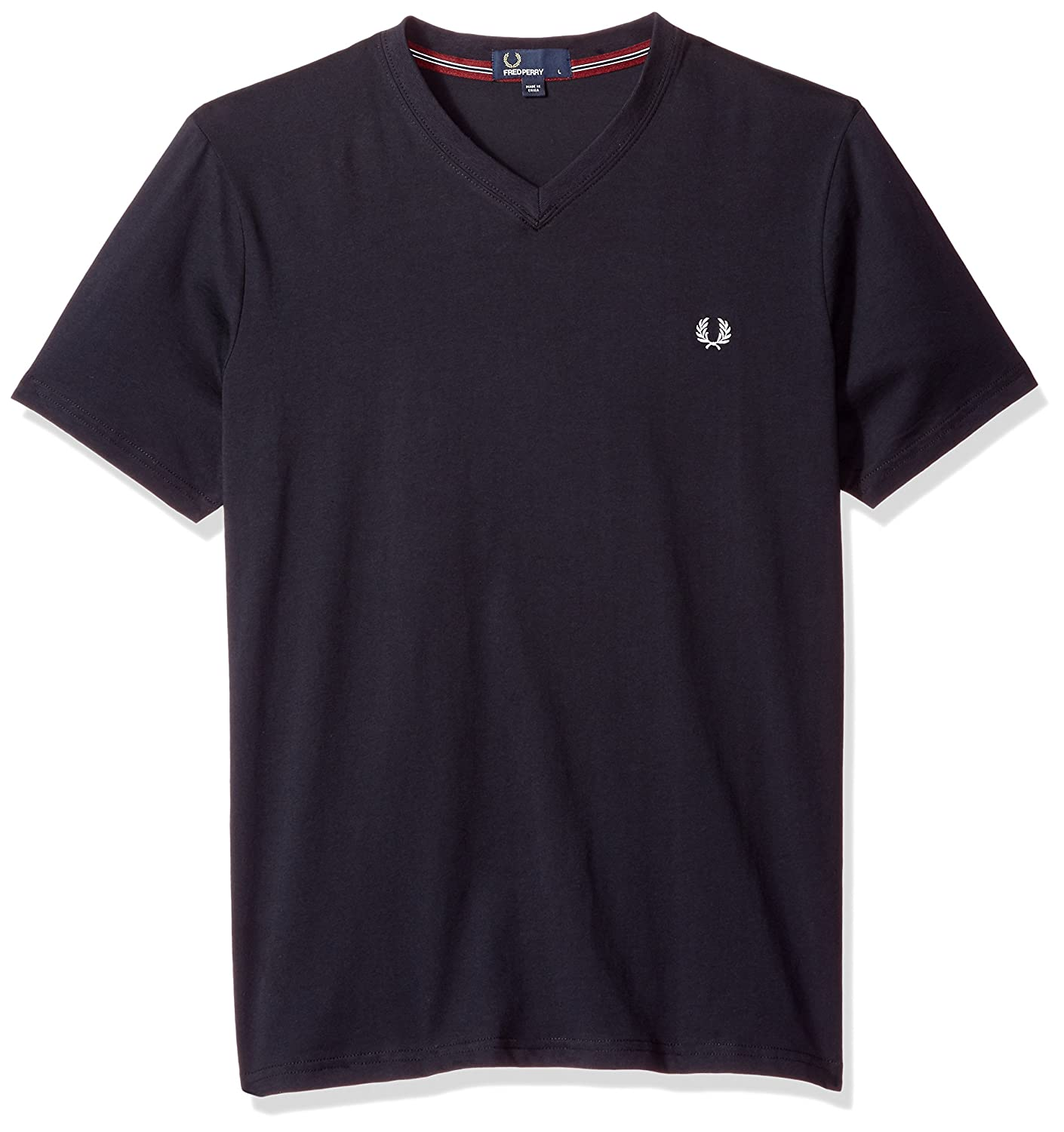 Fred Perry Men's V-Neck T-Shirt M6717