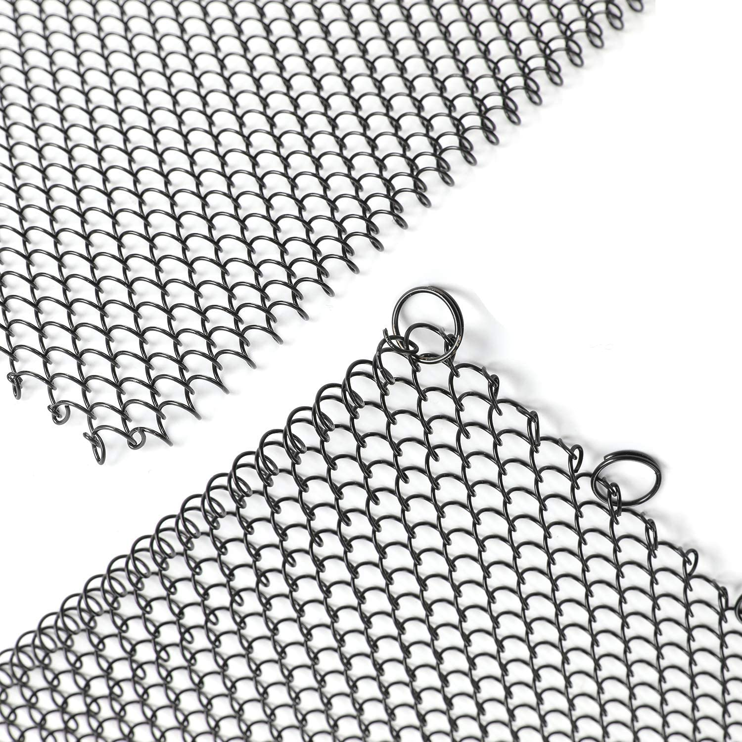 """24/"""" x 36/"""" Extra Coarse Stainless Steel Wire Screen"""