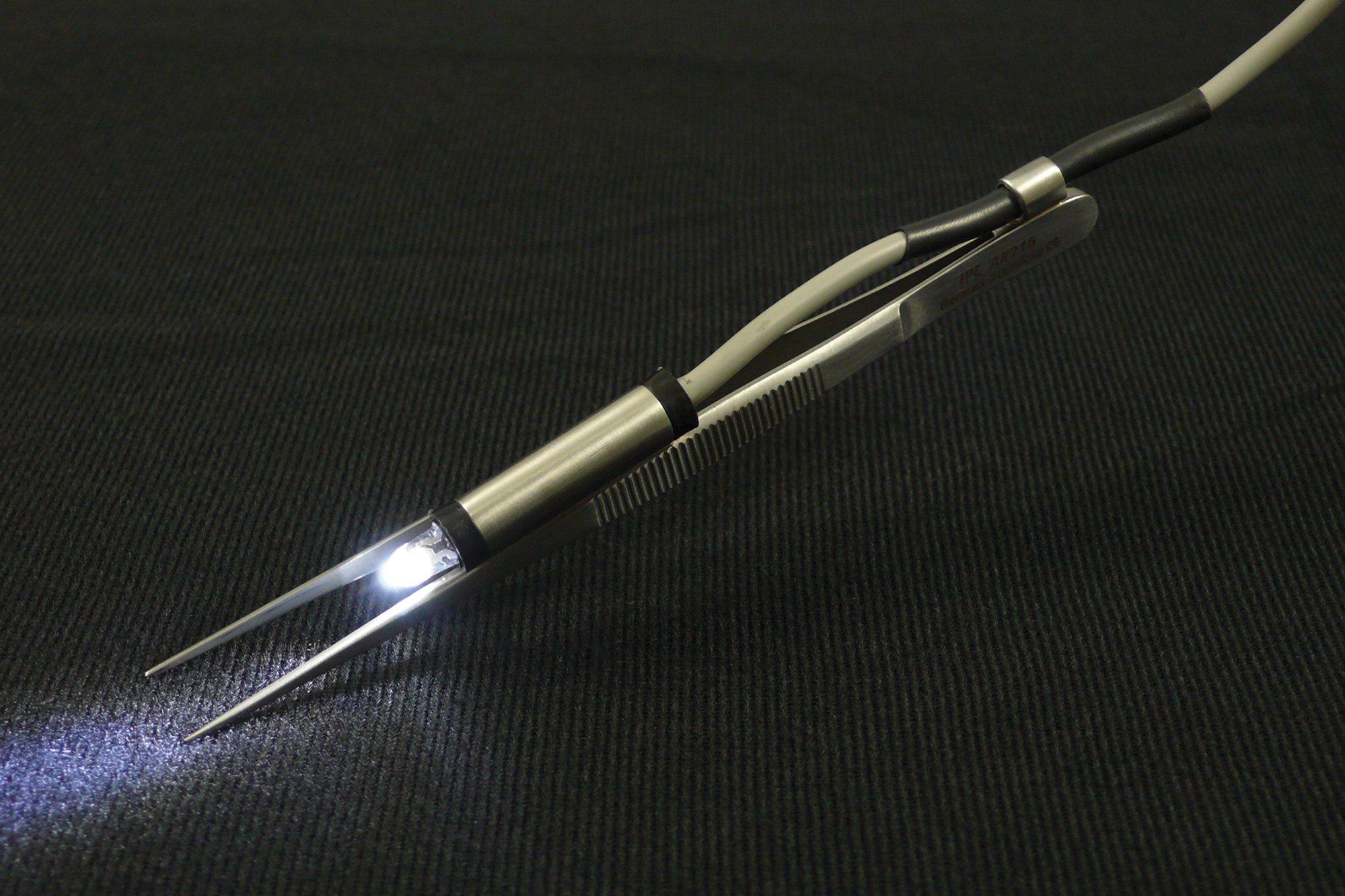 Illum-a-field Illuminated Embedding Forceps - 15cm