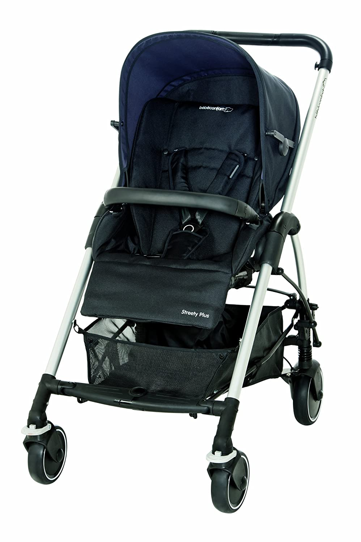 Bébé Confort Streety Plus - Silla de paseo, color negro ...