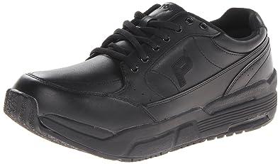 Propet Men's Sanford Walking Shoe,Black,8 ...