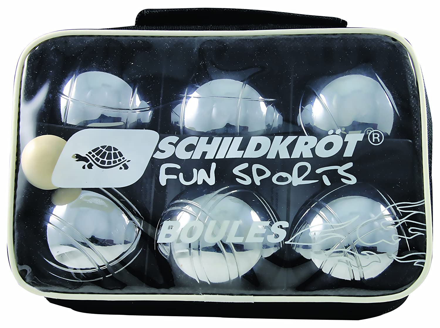 Schildkröt Fun Sports 970011 Set Bocce, Grigio it sporting goods MTSSS